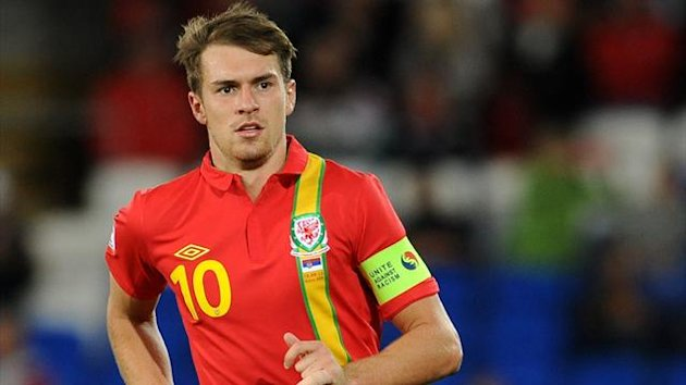 Aaron Ramsey, Wales (PA Photos)