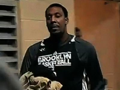 Nets Player Questioned, Not Charged in Assault