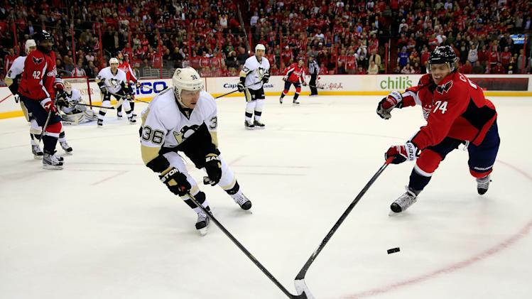 Pittsburgh Penguins v Washington Capitals
