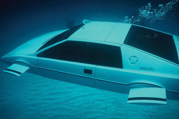 Elon Musk's Newest Project Is a James Bond Submarine Car