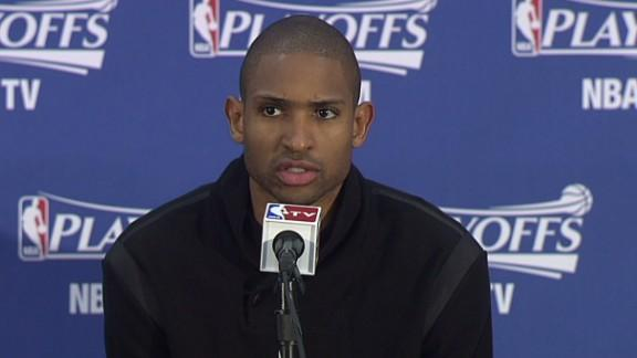 Press Pass: Horford and Smith