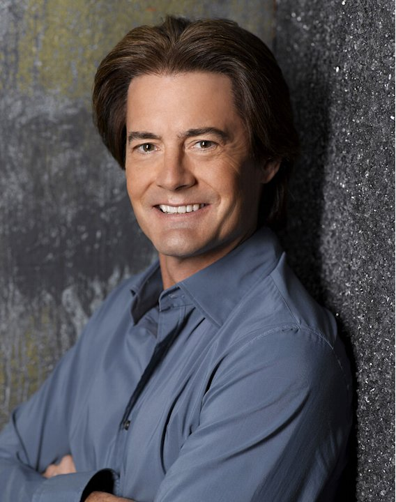 Kyle MacLachlan stars as Orson Hodge in Desperate Housewives.
