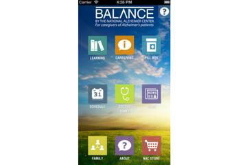 Keep an Eye on Your Loved One With Alzheimer's With Balance App
