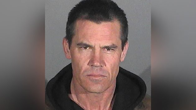 Josh Brolin Arrested