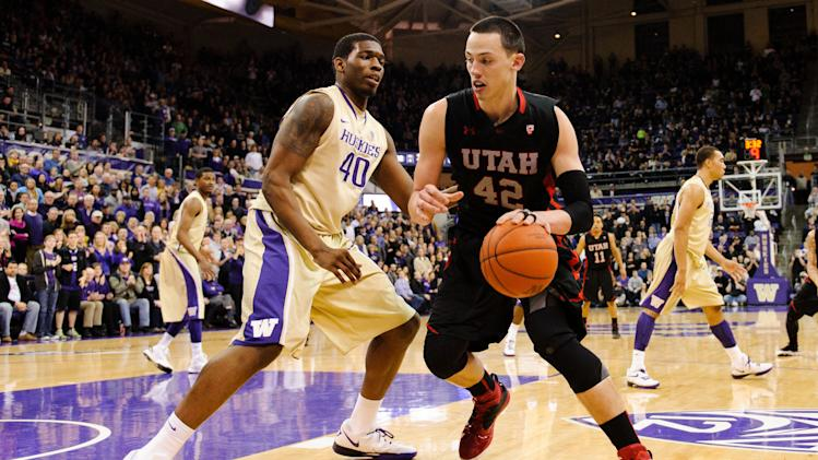 NCAA Basketball: Utah at Washington