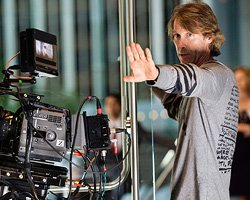 Director Michael Bay Paramount Pictures