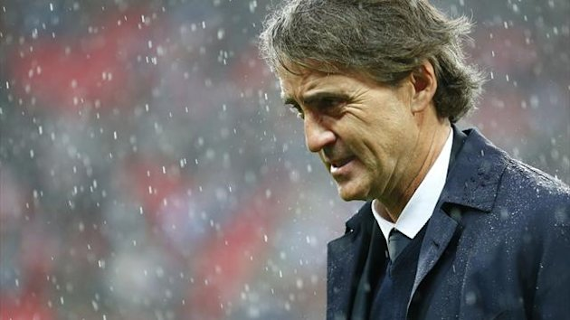 Roberto Mancini, former Manchester City manager (Reuters)
