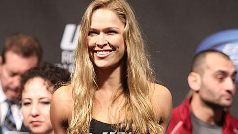 Ronda Rousey is Pulling for Anderson Silva to Beat Chris Weidman at UFC 162