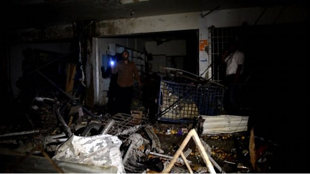 Bomb kills at least 45 in Shiite area of Karachi