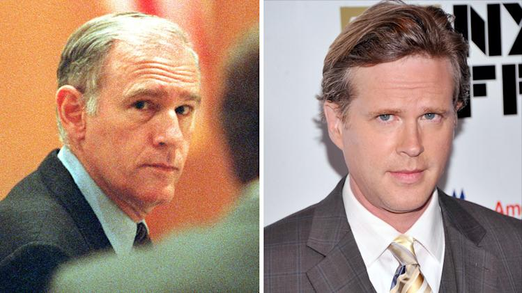E. Pierce Marshall and Cary Elwes
