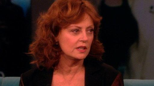 "Susan Sarandon and ""Death Row Stories"""