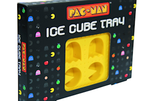 PAC Man Ice Cubes