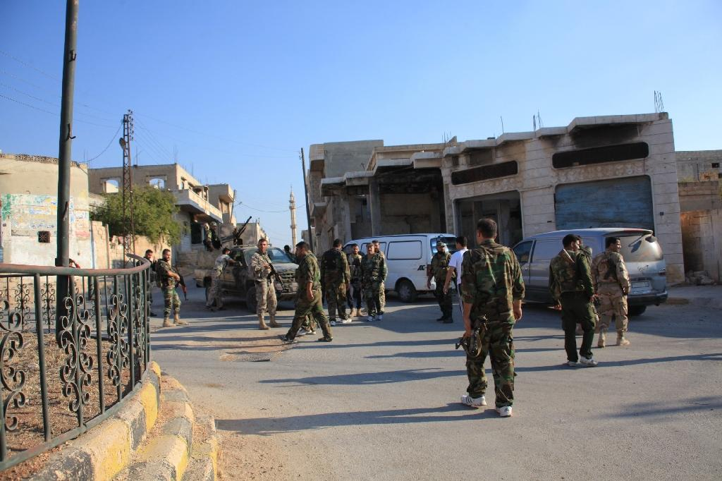 Syrian forces assault prison to end mutiny: monitor