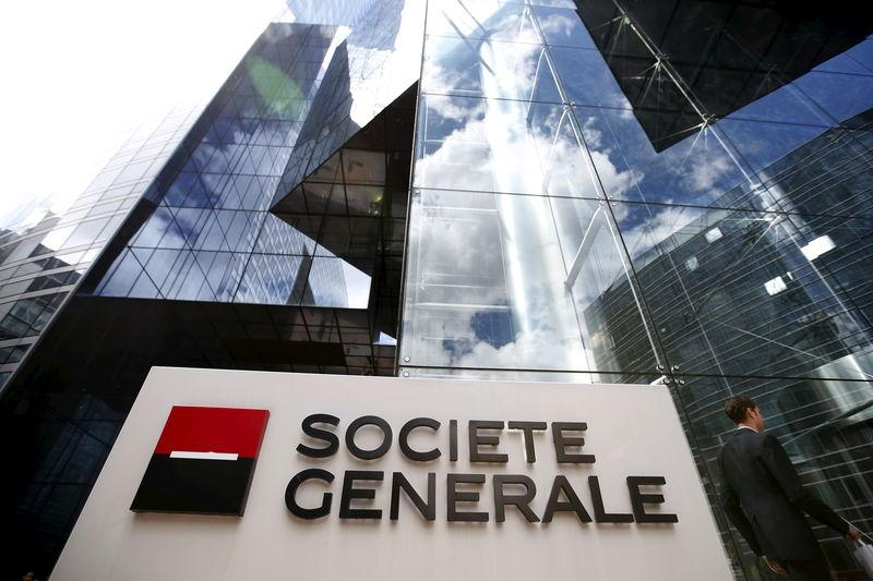 SocGen shares slide after cautious 2016 outlook
