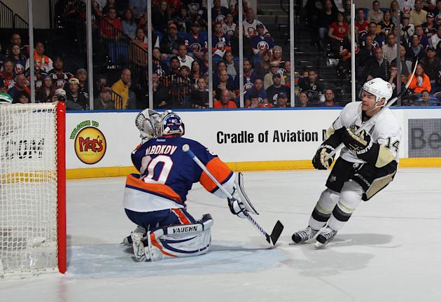 Pittsburgh Penguins v New York Islanders - Game Three