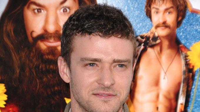 The Love Guru LA 2008 Justin Timberlake