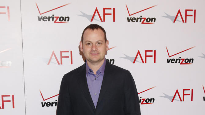 Gideon Raff attends the 13th Annual AFI Awards Luncheon at the Four Seasons Hotel Los Angeles at Beverly Hills on Friday, January 11, 2013 in Los Angeles. (Photo by Todd Williamson/Invision/AP)