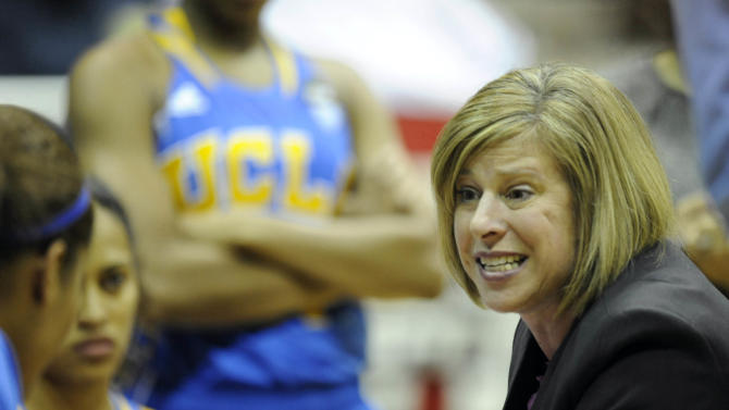 NCAA Womens Basketball: UCLA at California