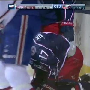 Montreal Canadiens at Columbus Blue Jackets - 02/26/2015