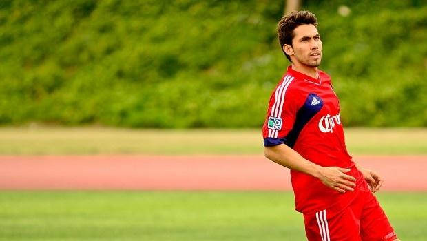 "Sinking ship? Gabriel Farfan says move to struggling Chivas USA is ""a challenge"""
