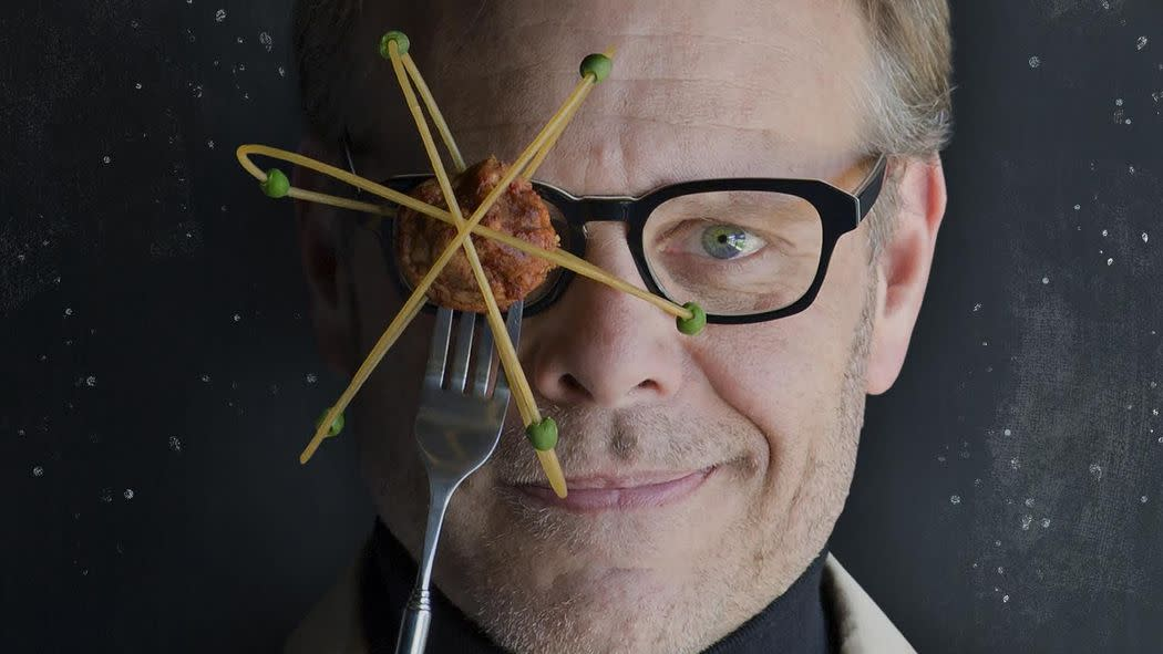 Alton Brown 'Definitely Maybe' Plans to Bring 'Good Eats' Back
