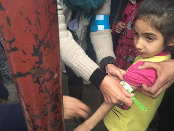 In Syria, sieges by all sides cause suffering