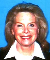 FILE - This undated file photo released by the California Department of Motor Vehicles shows Hollywood publicist Ronni Sue Chasen, who was shot to death Nov. 16, 2010,  in her Mercedes-Benz in a Beverly Hills neighborhood. (AP Photo/California Department of Motor Vehicles, File) NO SALES