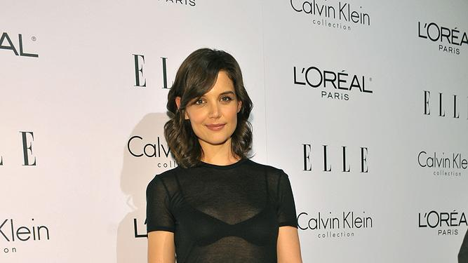 16th Annual ELLE Women in Hollywood Tribute 2009 Katie Holmes