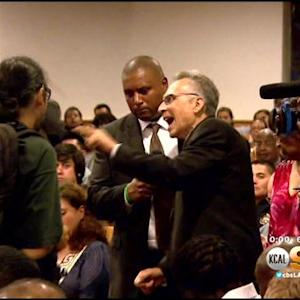 Tensions High As South LA Residents Meet With LAPD Over Ezell Ford Shooting Death