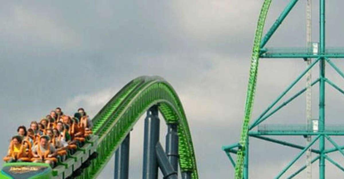 Are You Brave Enough To Take On These Rides?