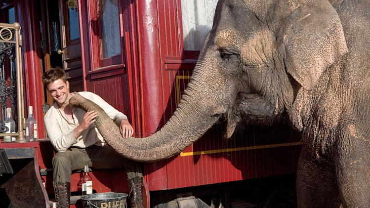Water for Elephants 20th Century Fox 2011 Robert Pattinson