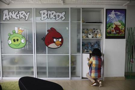 Head of games leaves Angry Birds company Rovio