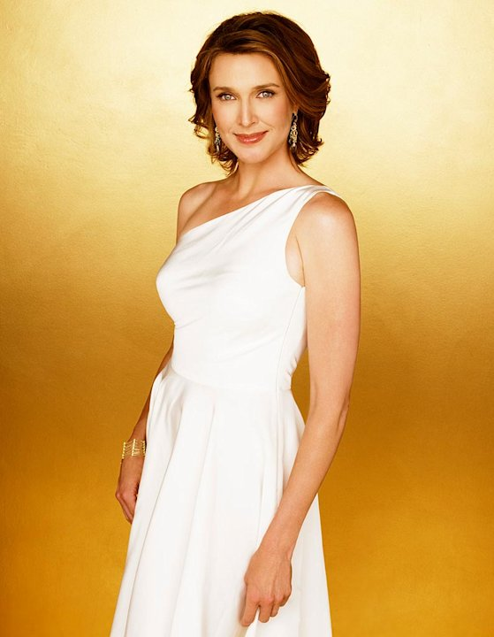 Brenda Strong stars as Mary Alice Young in Desperate Housewives on ABC.