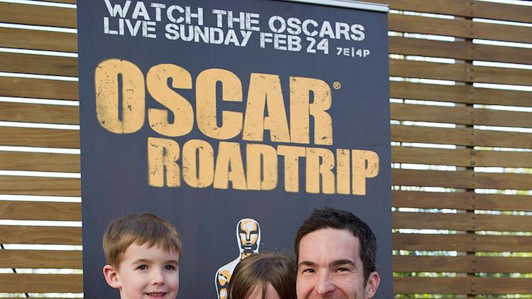 First-Ever Oscar Roadtrip - Dallas, TX