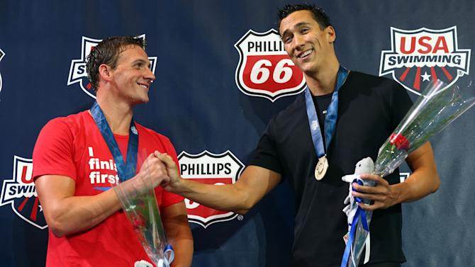 2013 USA Swimming Phillips 66 National Championships and World Trials - Day 3