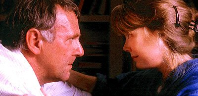 Tom Wilkinson and Sissy Spacek in Miramax's In The Bedroom