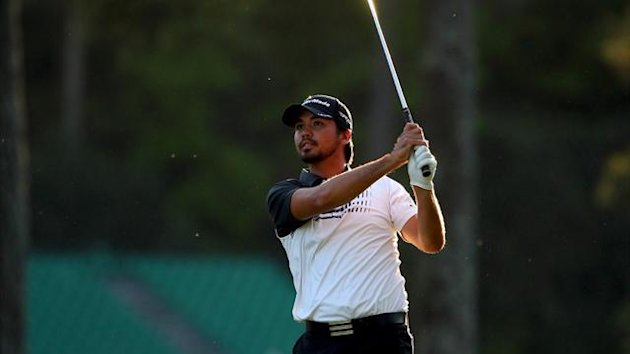 Jason Day at the Masters (AFP)