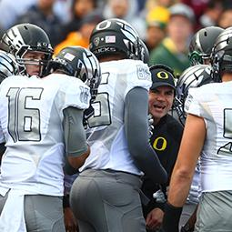 Oregon Alamo Bowl Storyline