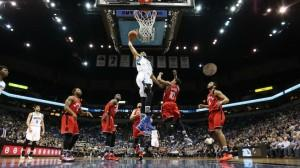 Karl-Anthony Towns Has Morphed Into a Dunking Machine