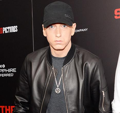 Eminem Responds to 10-Year-Old Superfan Who Has a Prosthetic Leg With the Rapper's Image on It