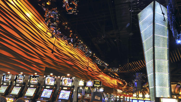 Compulsive gambling funds off pace of new casinos