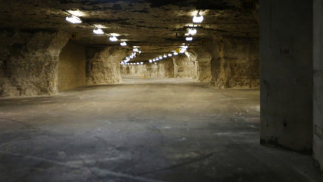 Giant Caves Once Used By Military Now Billed As Best Place