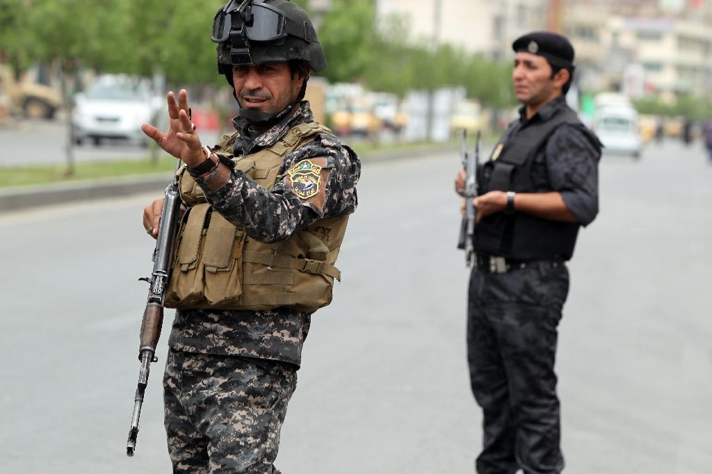 Gunmen kidnap at least 17 Turks in Iraq capital