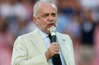 De Laurentiis: Napoli are the envy of Italy