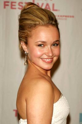 Hayden Panettiere Tribeca Film Festival, May 1, 2004