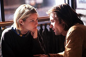 Gwyneth Paltrow and Viggo Mortensen in Warner Brothers' A Perfect Murder