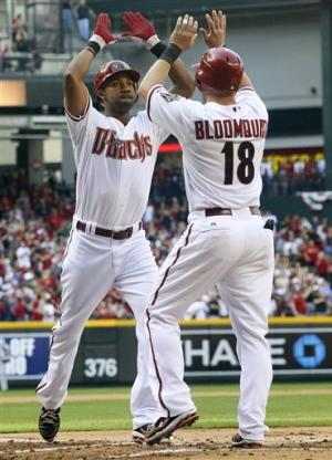 Young, Goldschmidt HR vs Lincecum, D-backs beat SF