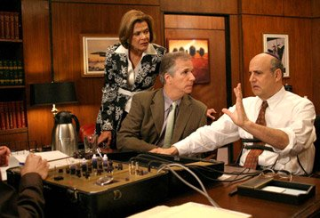 Jessica Walter, Henry Winkler and Jeffrey Tambor