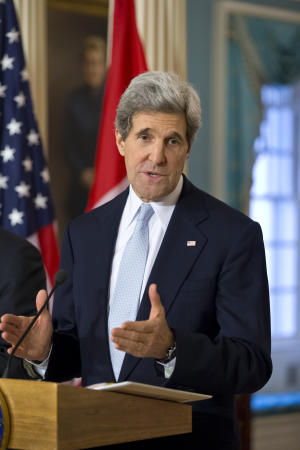 Kerry promises Keystone XL decision in 'near term'