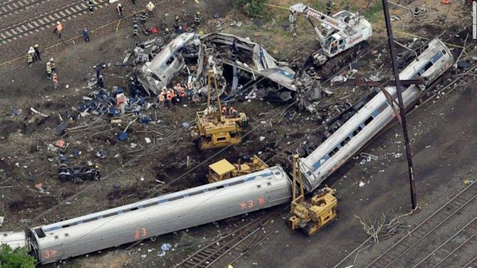 No Apparent Mechanical Problems in Deadly Amtrak Derailment, NTSB Says